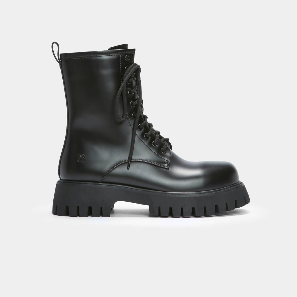 Dreamhorserecords Footwear Mania Steel Toe Cap Boots Vegan Hiking Boots