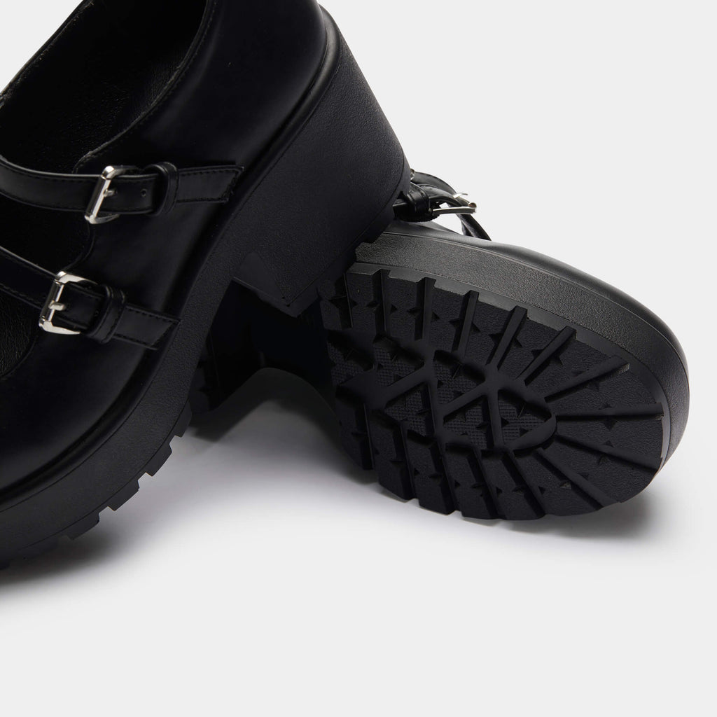 Mura Double Strap Shoes view 3
