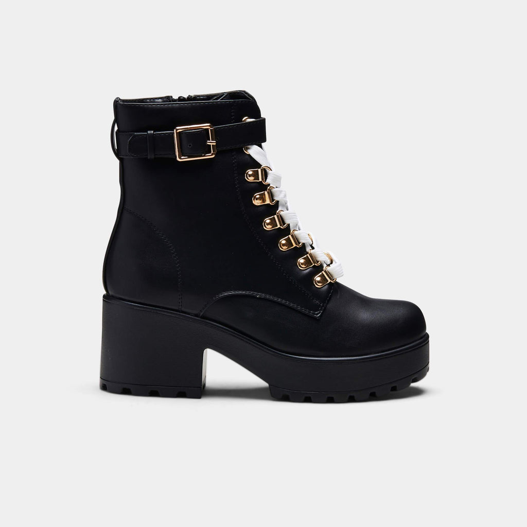 ITHIL Biker Boots view 2