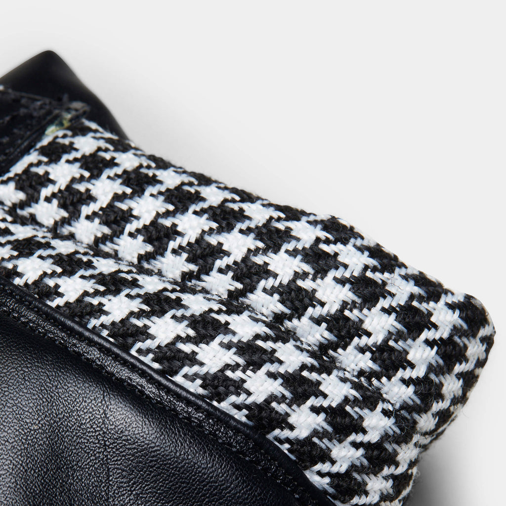 MIKI Dogtooth Boots view 4