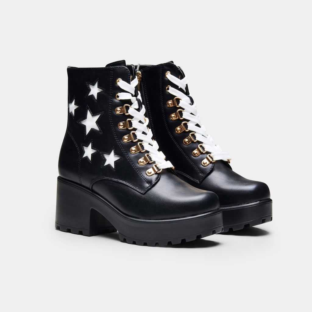 KYOKO Starry Boots view 4