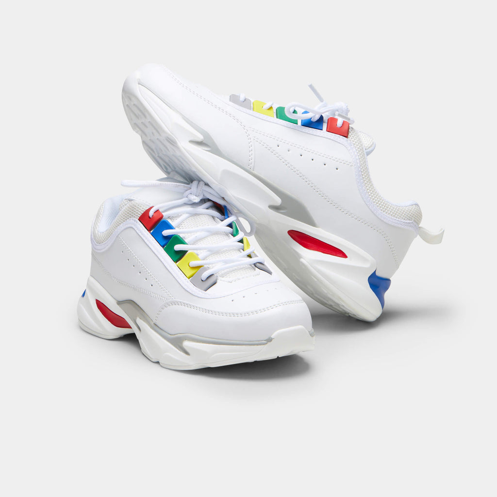 KOI Footwear ROBO Game Trainers Vegan Sporty Trainers
