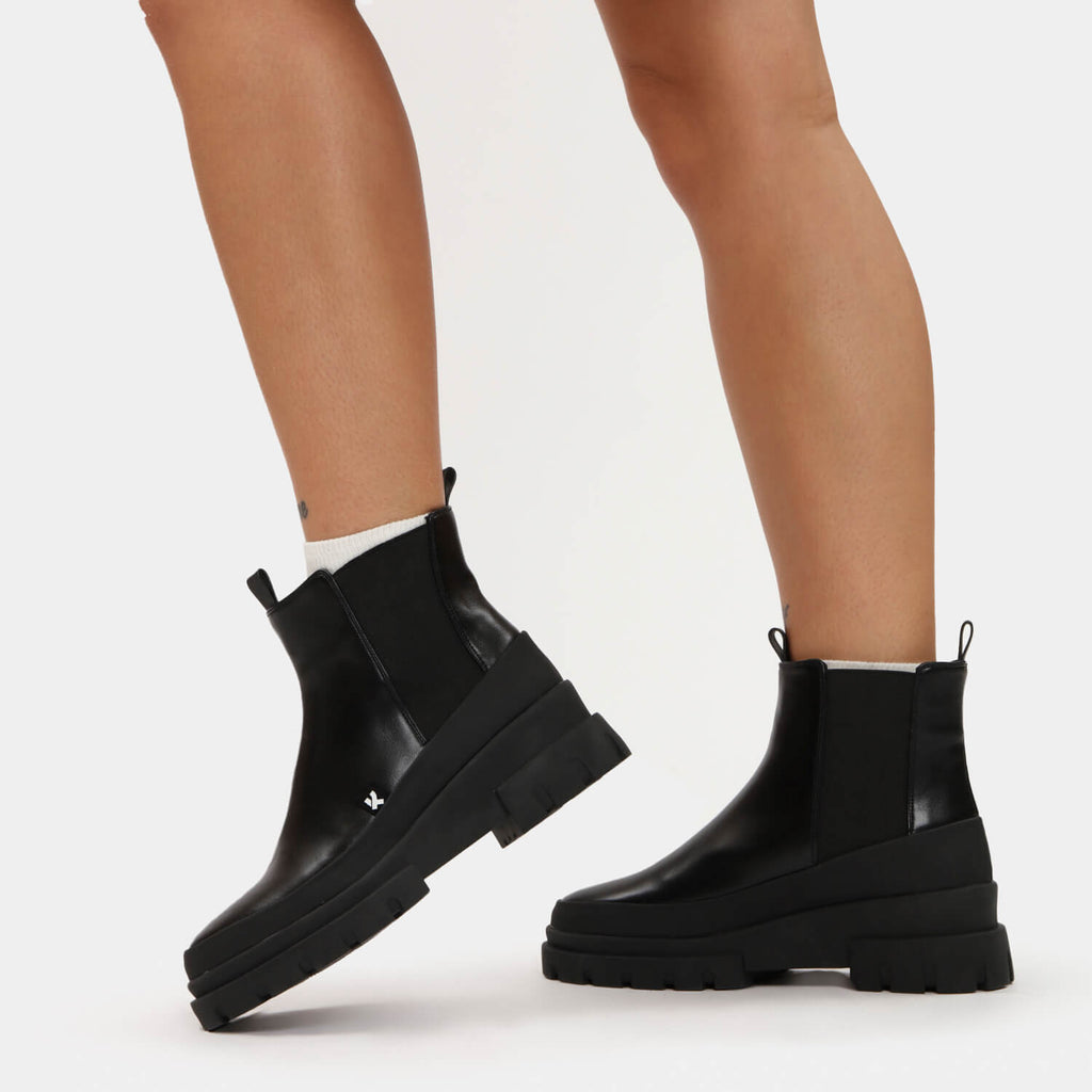 KOI Footwear Sorcerer Chelsea Boots Vegan Chelsea Boots view main view