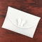 Butterfly Tuck-Seal Envelopes shown in white