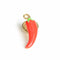 Red Chili Pepper Enamel Pin