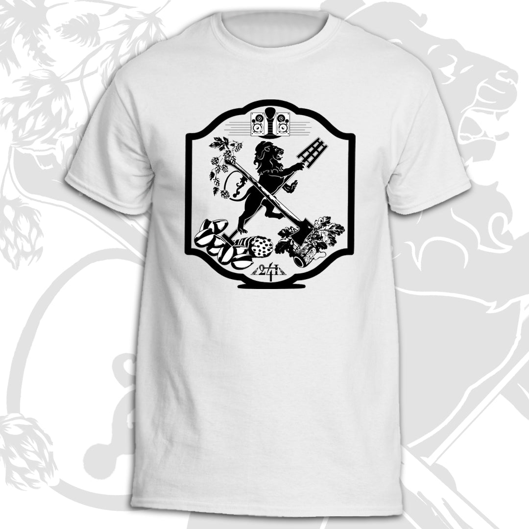 Custom Coat of Arms T-Shirt