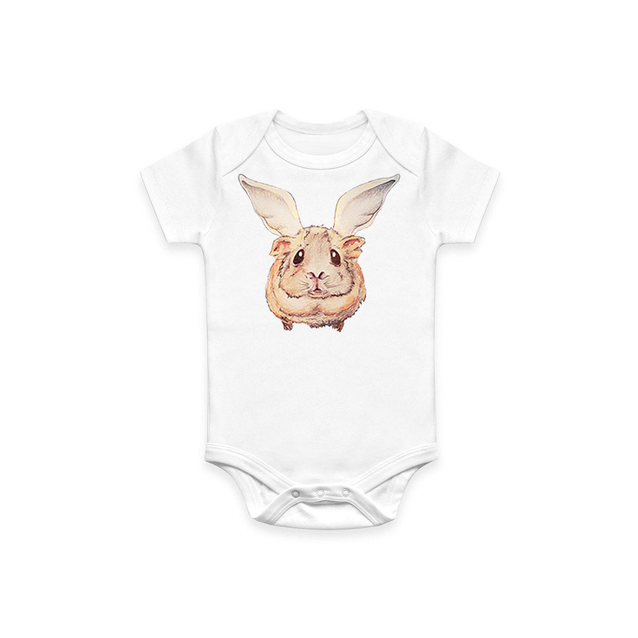 Beyond Organic When Guinea Pigs Fly Baby Bums Bodysuit