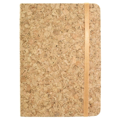 Textured Cork Notebook