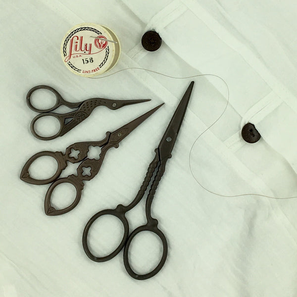 Vintage Sewing Scissors