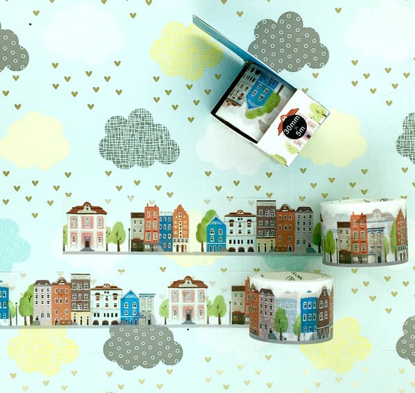 Main Street washi tape