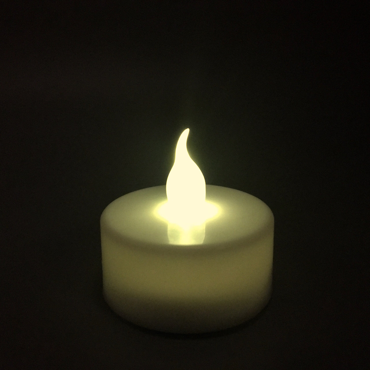 Warm LED Tealight Candles