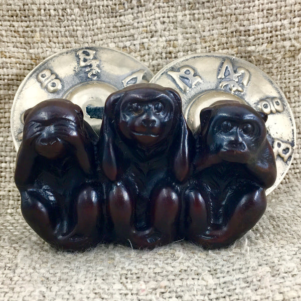 See No Evil, Hear No Evil, Speak No Evil Figurine