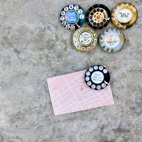 Rotary Phone Magnets