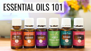 Use of Essential Oils