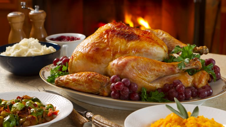 Thanksgiving, Stress, Wellness & Pelvic Health.