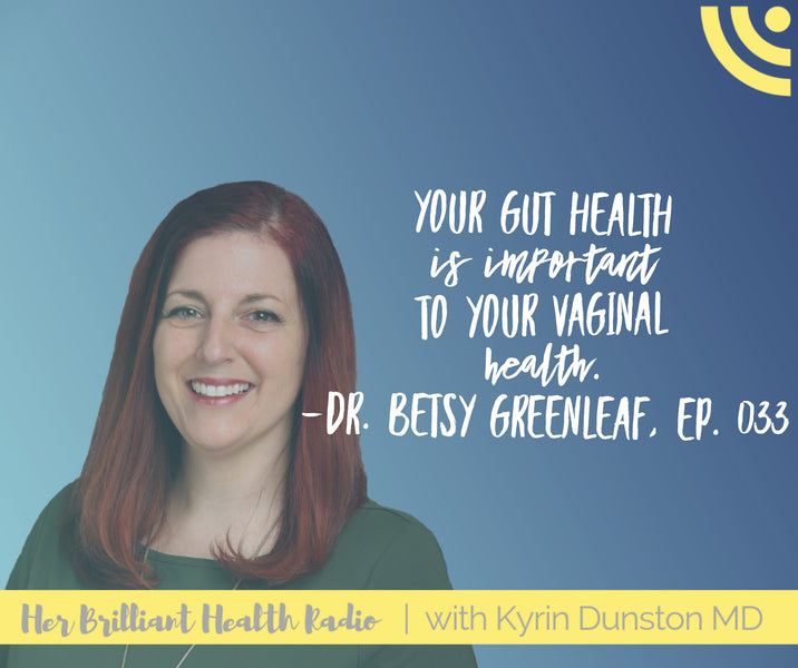 Her Brilliant Health Podcast April 2019