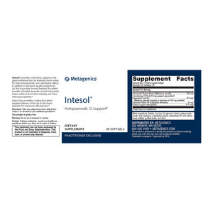 Intesol® antispasmodic
