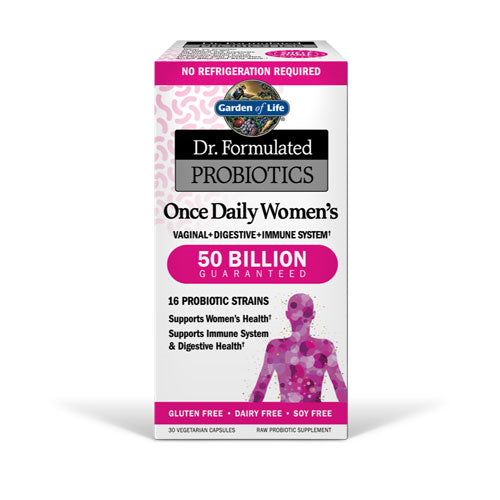 Garden of Life Women's Probiotics