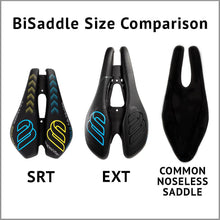 BiSaddle ShapeShifter EXT Stealth