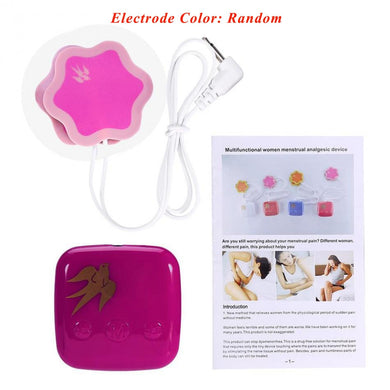Tens unit for Pelvic Pain Relief, Menstrual Analgesic,  Body Massage