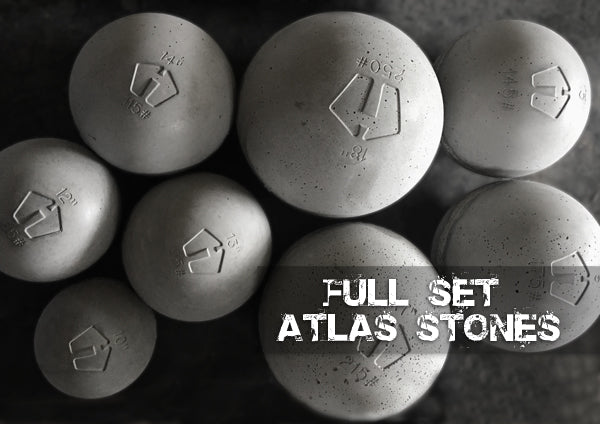 FULL SET ATLAS STONES