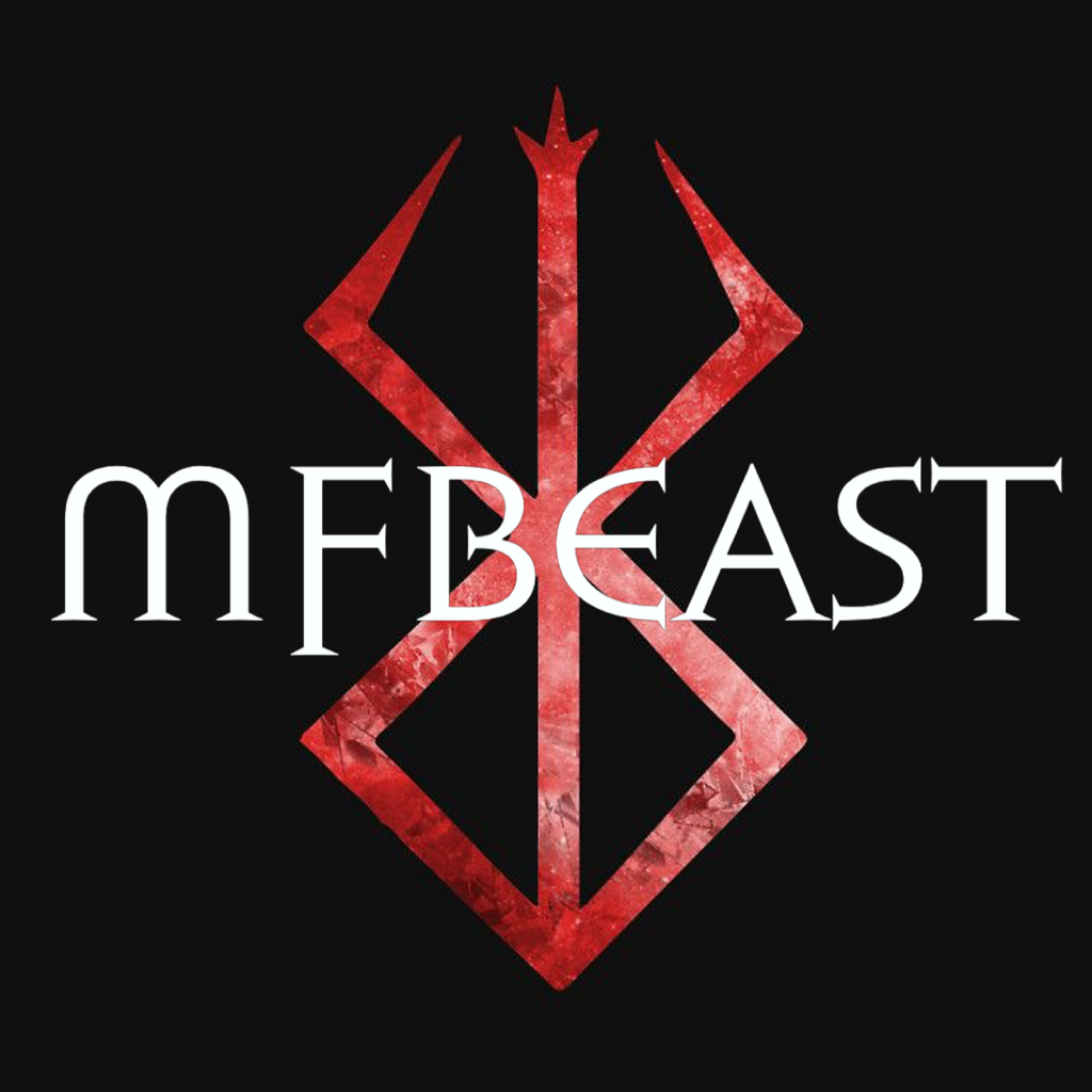 MFBEAST Men's Muscle Tank