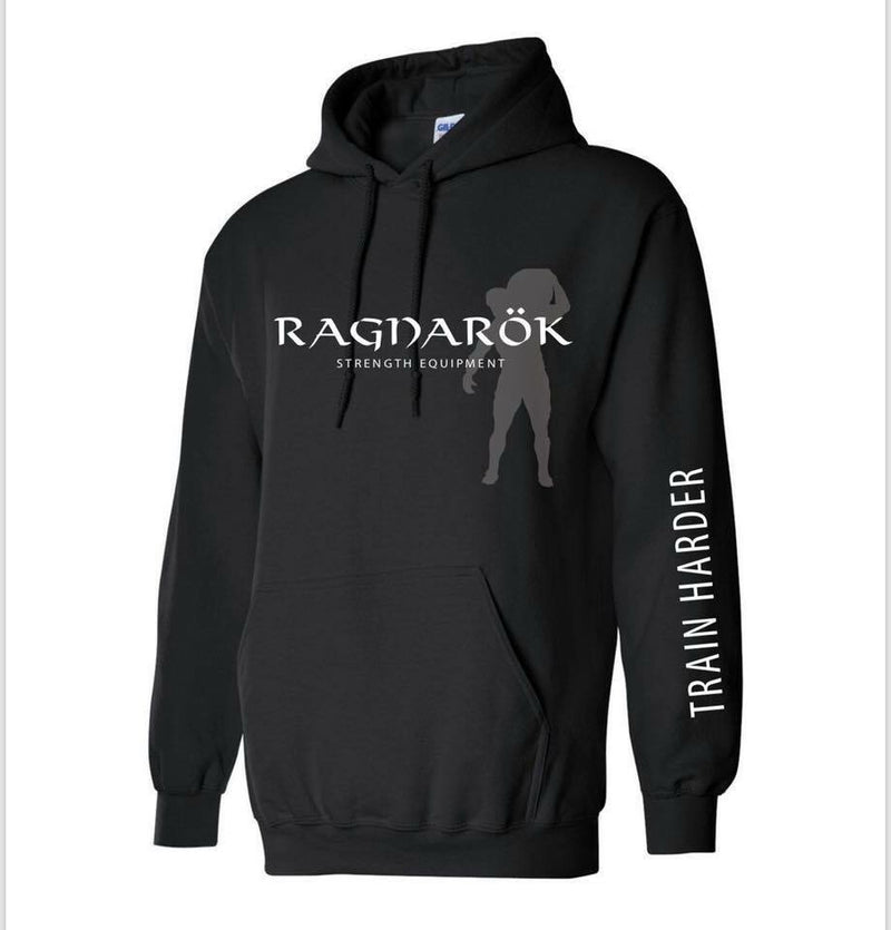 Ragnarök Train Harder Hoodie