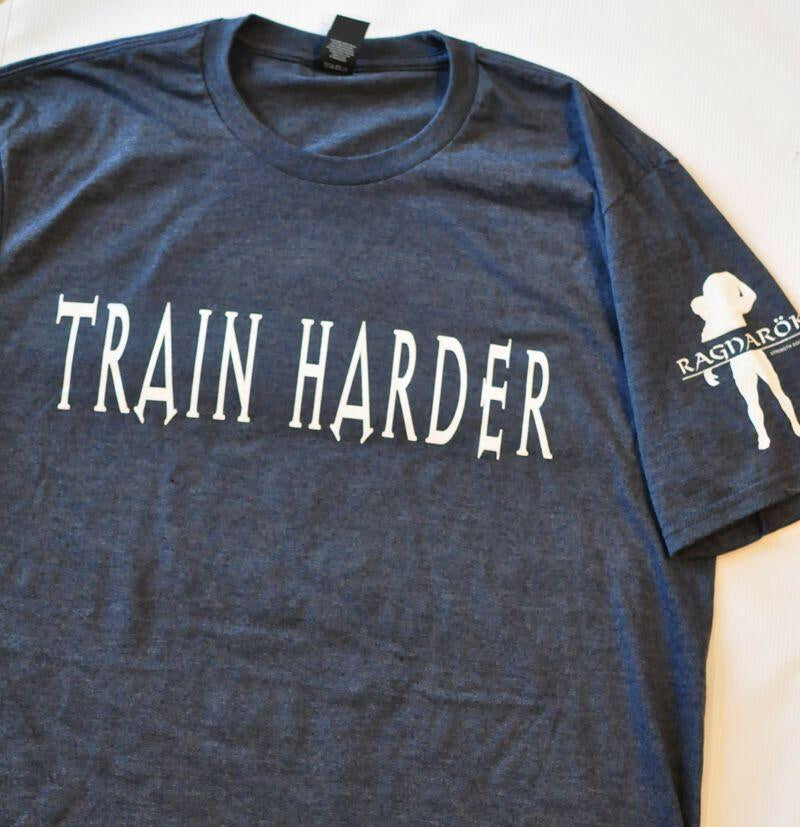Train Harder - Navy (CLEARANCE)