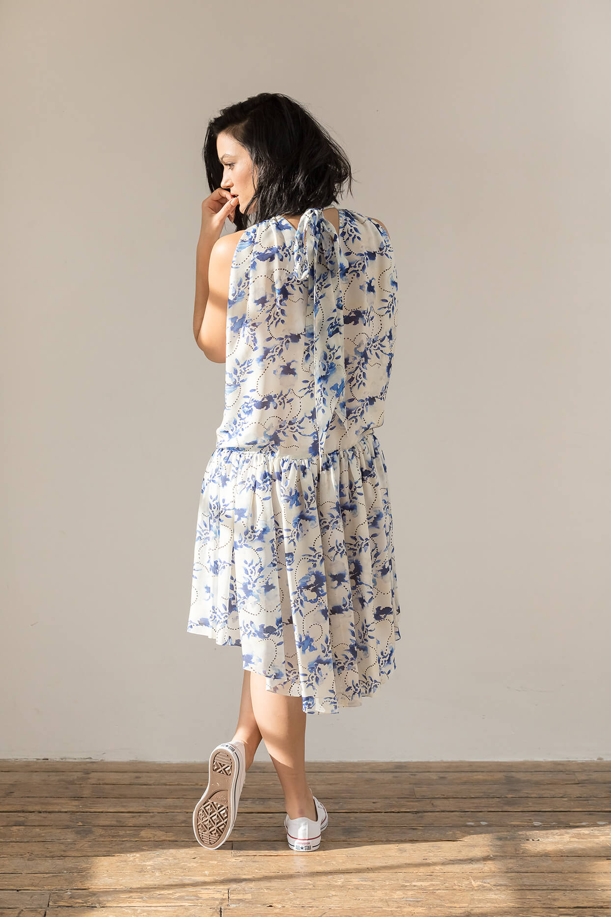 Lookbook Shibori Poppy 1