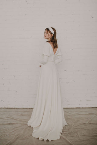 Rock the Frock Bridal boutique | Modern bridal wear | bridal two piece