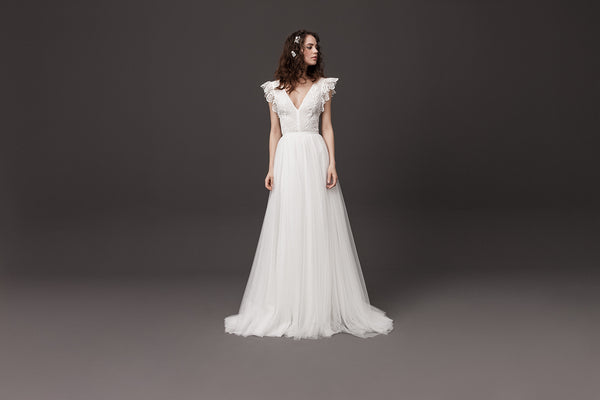 Rock the Frock Bridal Boutique | Modern Bridal | Daalarna Trunk Show UK