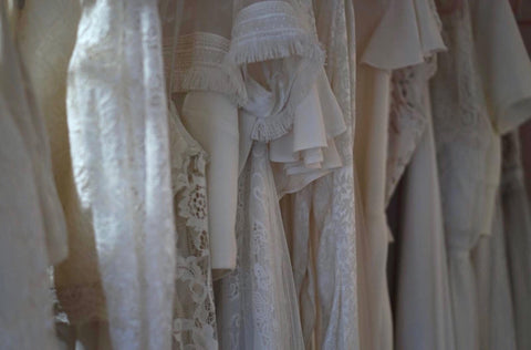 Rock the Frock Pre-Loved bridal boutique | Alternative bridalwear