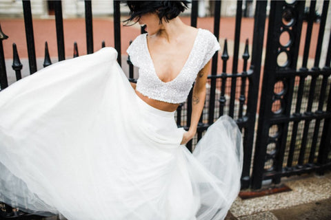 Rock the Frock Bridal Boutique | Modern Bridal Fashion | E&W Couture