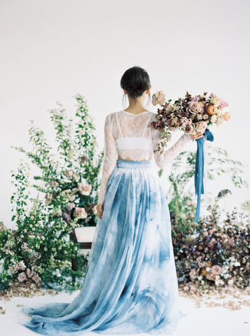 Rock the Frock Bridal | Colourful wedding | Sweet Caroline Styles