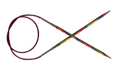 KnitPro Symfonie Fixed Circular Needles - 60cm
