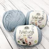 Natura Just cotton 10 Balls Value Pack