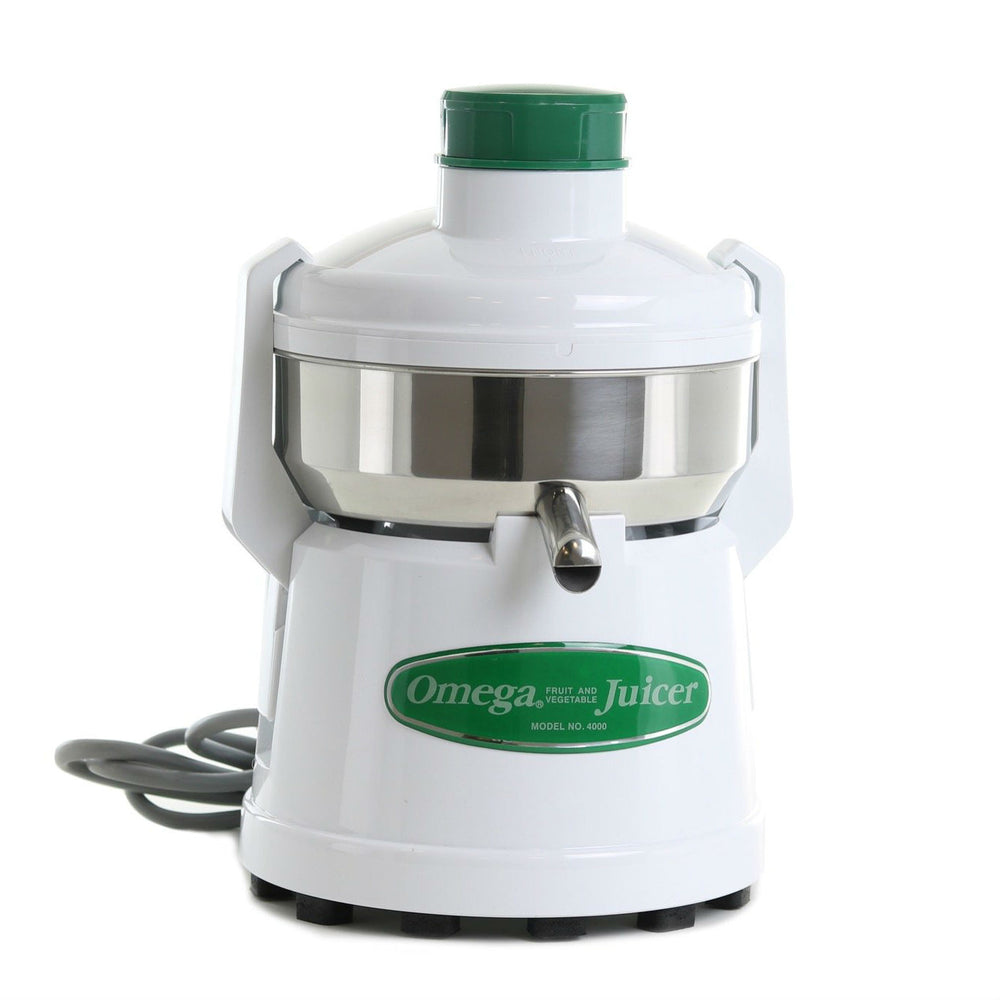 J4000 High-Speed Pulp Ejection Juicer-High Speed Centrifuge-Omega Juicers