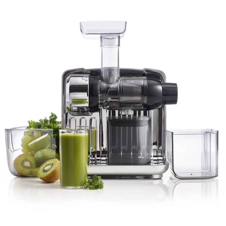 CUBE300S CERTIFIED REFURBISHED-Low Speed Juice Cube-Omega Juicers