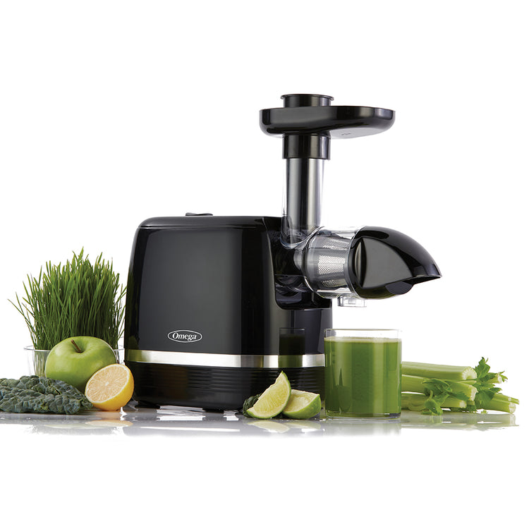 H3000D Cold Press 365 Juicer-Low Speed Horizontal-Omega Juicers