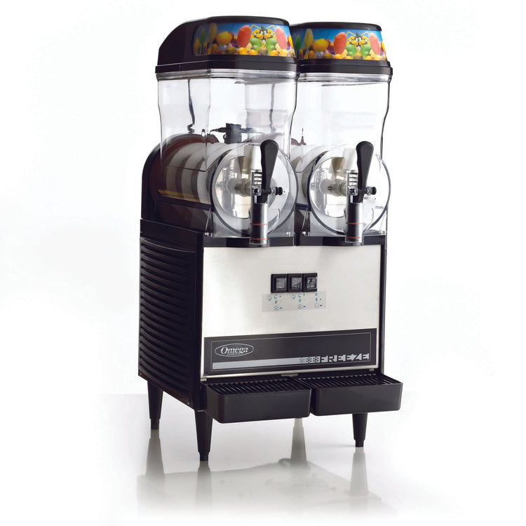 OFS20 Double 3-Gallon Bowl Granita Machine