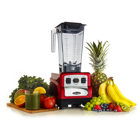OM6560R 3HP Blender, Variable 10-Speed