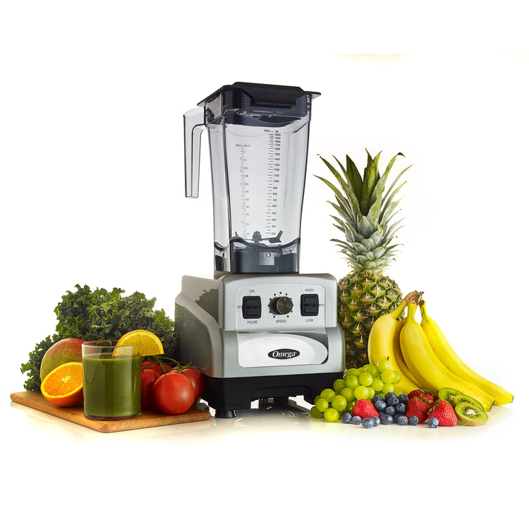 OM6560S 3HP Blender, Variable 10-Speed-Blenders-Omega Juicers