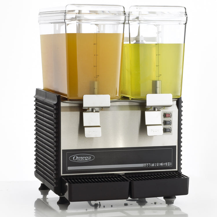 OSD20 Double 3-Gallon Bowl Drink Dispenser