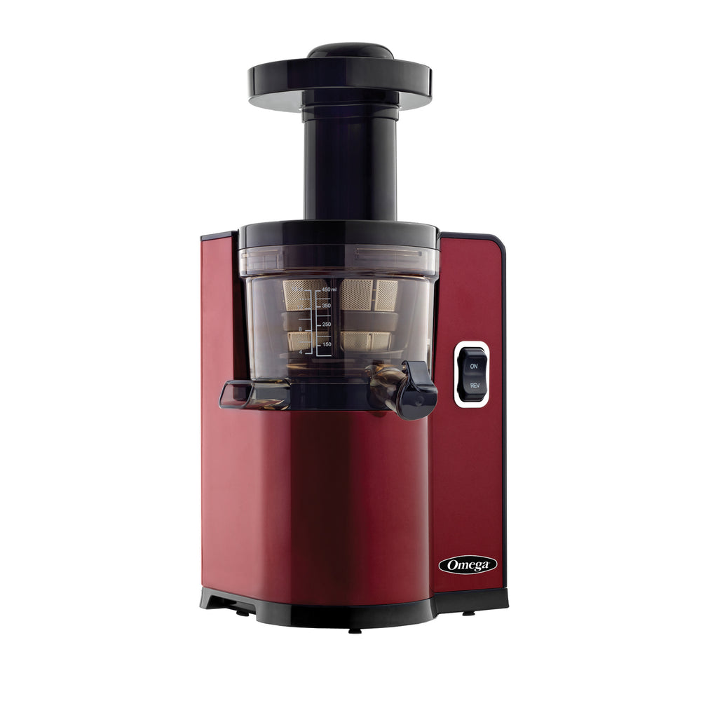 VSJ843QR 43 RPM Vertical Square Low-Speed Juicer-Low Speed Vertical-Omega Juicers