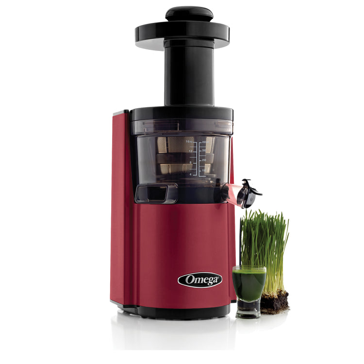VSJ843RR 43-RPM Vertical Round Low-Speed Juicer