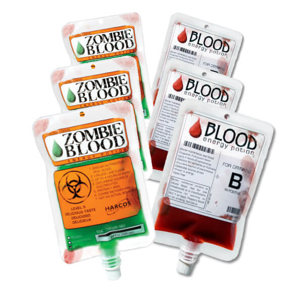 Mixed Blood Energy Combo Pack