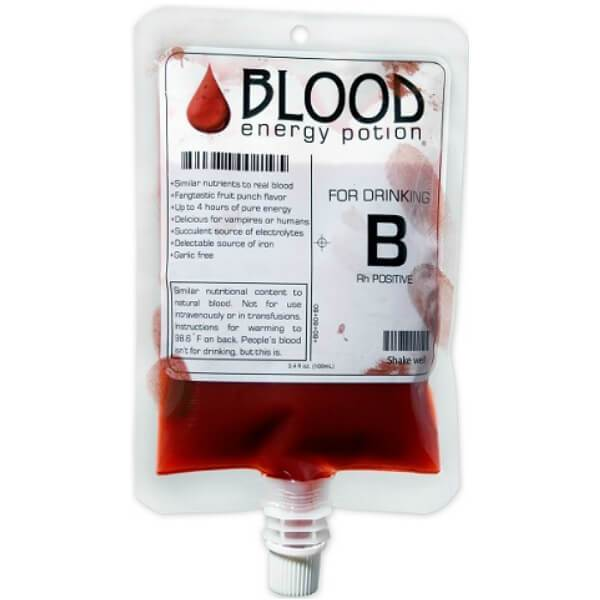 Blood Energy
