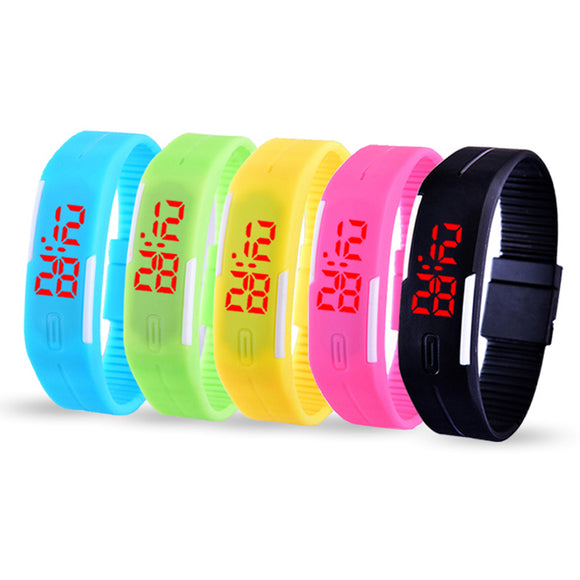 Brand Fashion LED Digital Watch