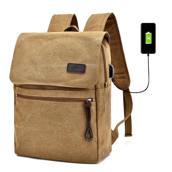 chargeable backpacks