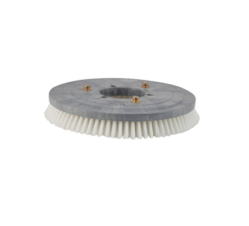 Nylon Disk Scrub Brush Assembly - 17 in
